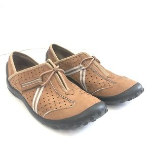 Privo Tan Comfort Sneakers Size 7.5